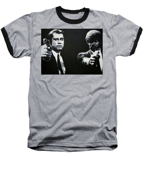 - Pulp Fiction - Baseball T-Shirt