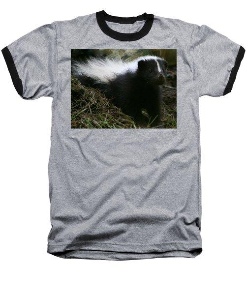 Here Kitty Kitty Baseball T-Shirt
