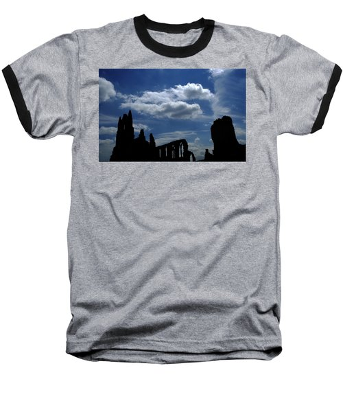 Abbey Skyline Baseball T-Shirt