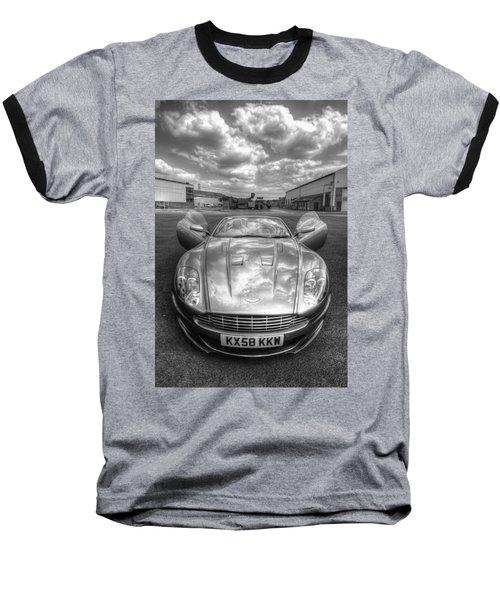 Aston Martin Dbs Baseball T-Shirt