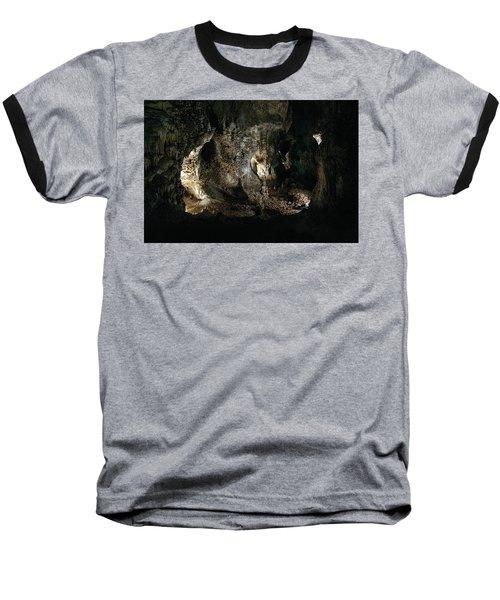 Carlsbad Tunnels Baseball T-Shirt by Alycia Christine