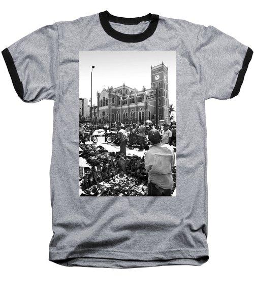 Cathedral Church Of Christ, Marina Baseball T-Shirt