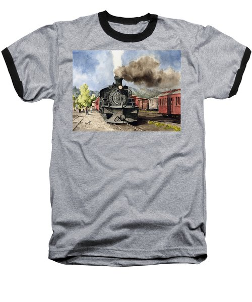 Chama Arrival Baseball T-Shirt
