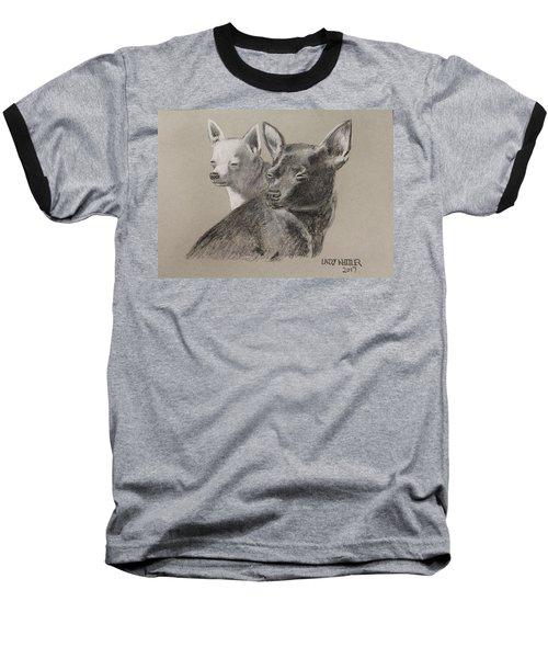 Coco And Rudy Baseball T-Shirt
