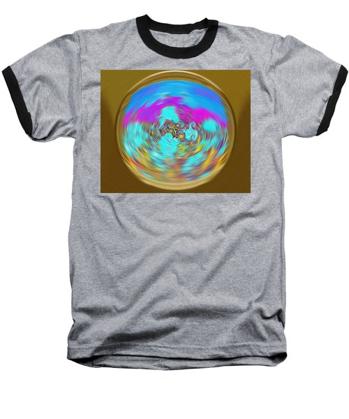 Enchanted View. Unique Art Collection Baseball T-Shirt