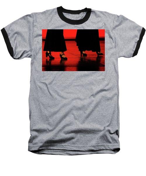 Baseball T-Shirt featuring the photograph Flamenco 2 by Pedro Cardona