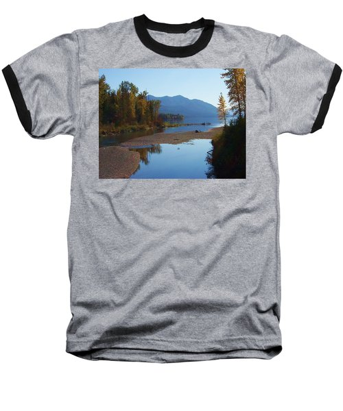 Glacier Park 11 Baseball T-Shirt