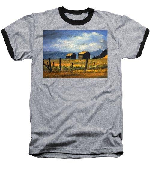 Kila Barns Baseball T-Shirt