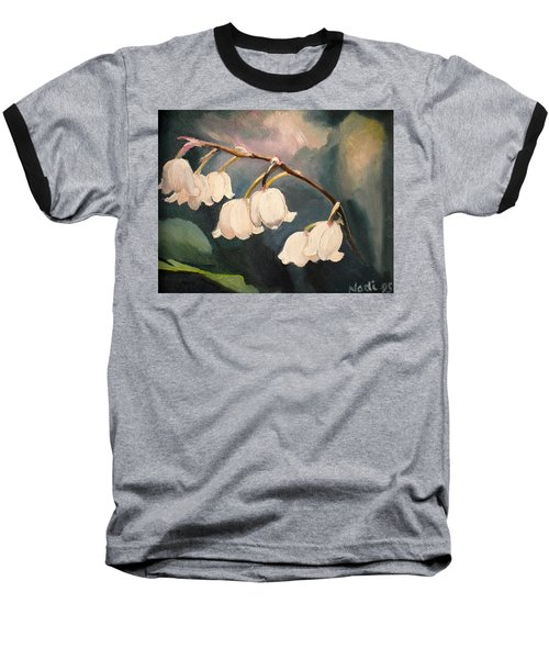 Lily Whites Baseball T-Shirt