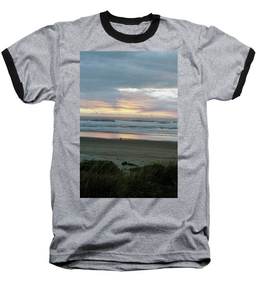 Oregon Coast 1 Baseball T-Shirt