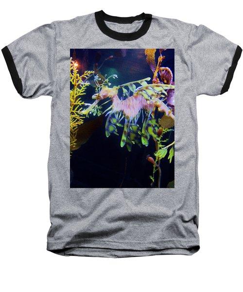 Sea Horse Parade 2 Baseball T-Shirt