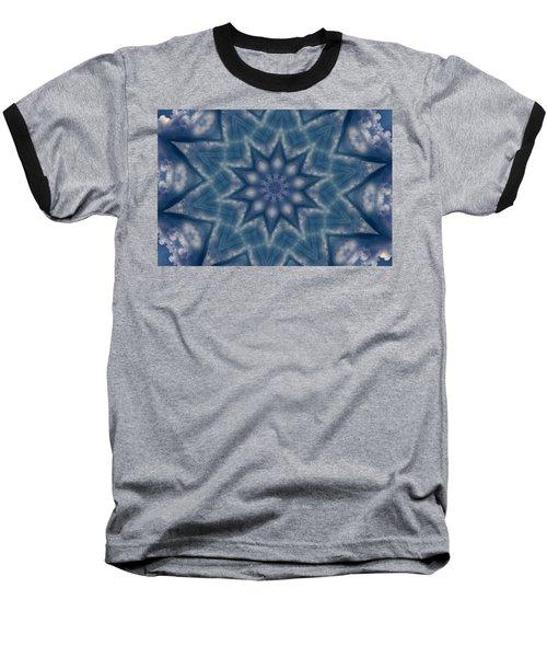 Sky Mandalas 6 Baseball T-Shirt