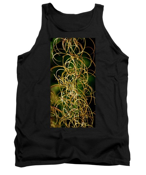 Tank Top featuring the photograph Autumn Fireweed by Albert Seger