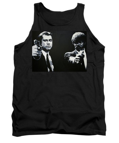 - Pulp Fiction - Tank Top