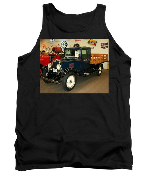 1930 Chevrolet Stake Bed Truck Tank Top