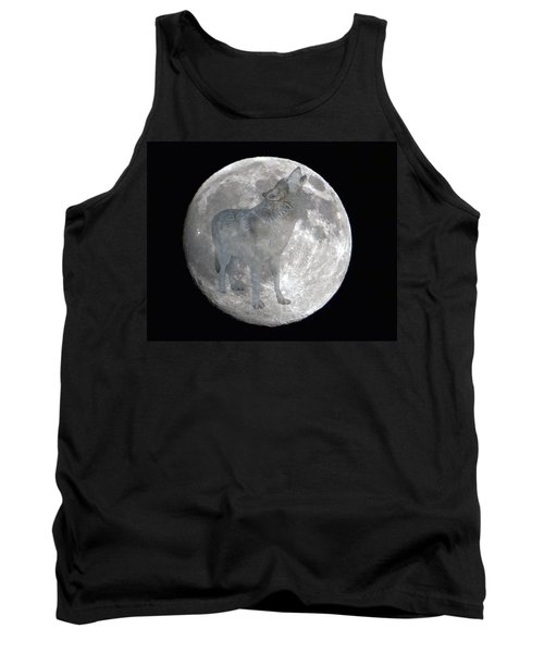 Howl At The Moon Tank Top