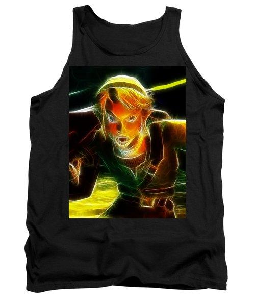Magical Zelda Link Tank Top