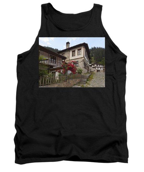 Shiroka Laka Village Tank Top