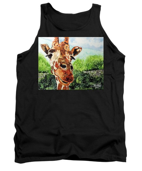 Such A Sweet Face Tank Top
