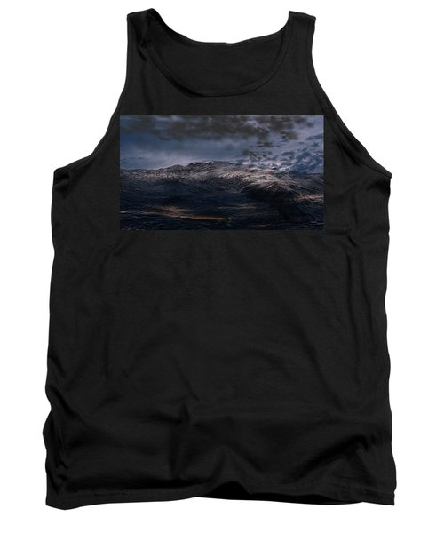 Troubled Waters Tank Top