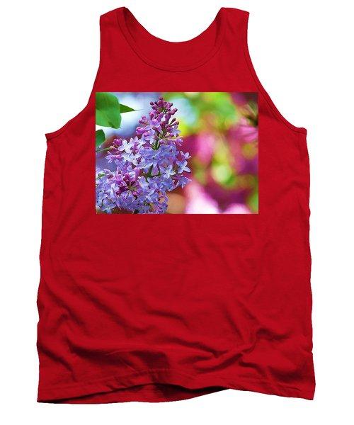 Lilacs 2012 Tank Top