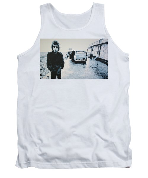 No Direction Home Tank Top