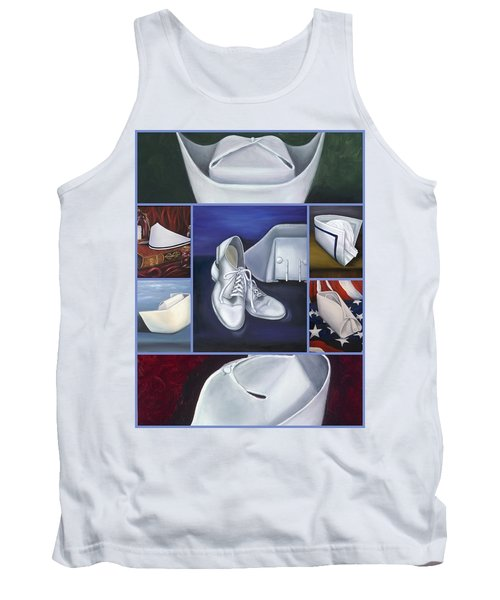 The Art Of Nursing II Tank Top