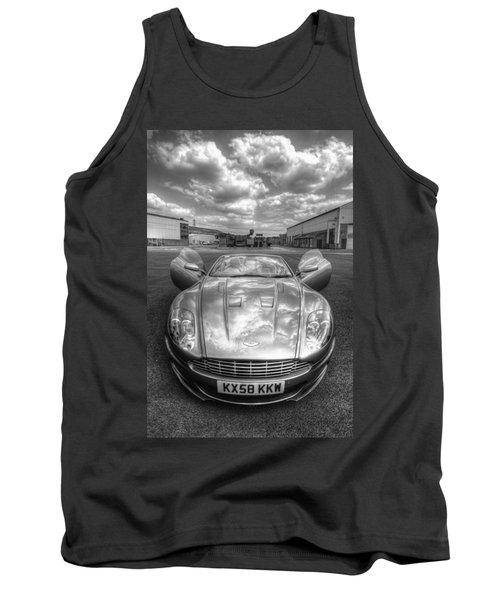 Aston Martin Dbs Tank Top by Yhun Suarez