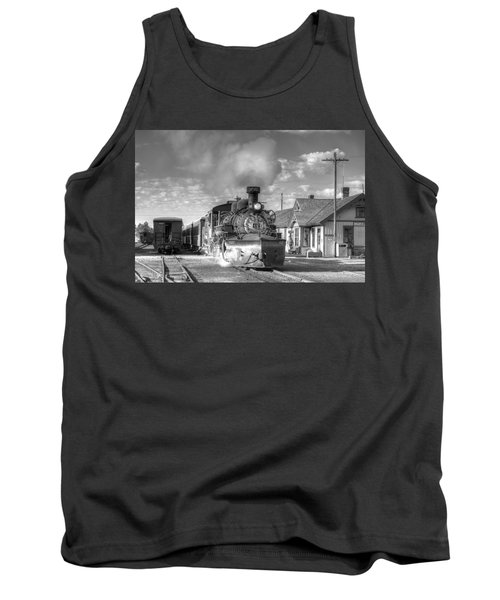Morning Special Tank Top by Ken Smith