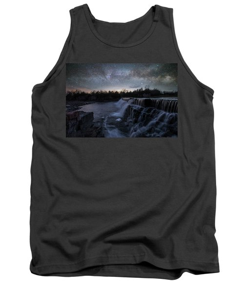 Tank Top featuring the photograph Rise And Fall by Aaron J Groen