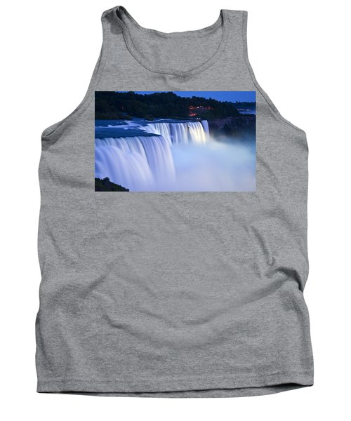 American Falls Niagara Falls Tank Top