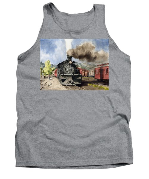 Chama Arrival Tank Top