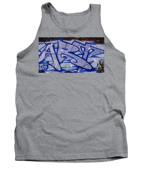 Graffiti Art-art Tank Top