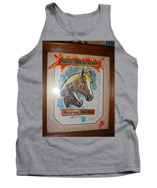 Horses Tank Top by Lisa Piper