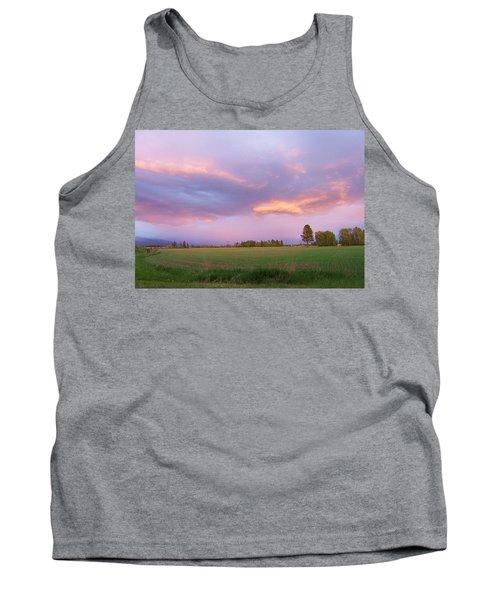 Montana Sunsets 3 Tank Top