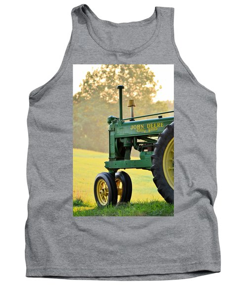 Resting Tank Top by JD Grimes