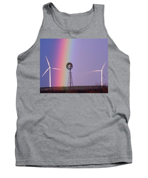 Windmill Promises Old And New Tank Top