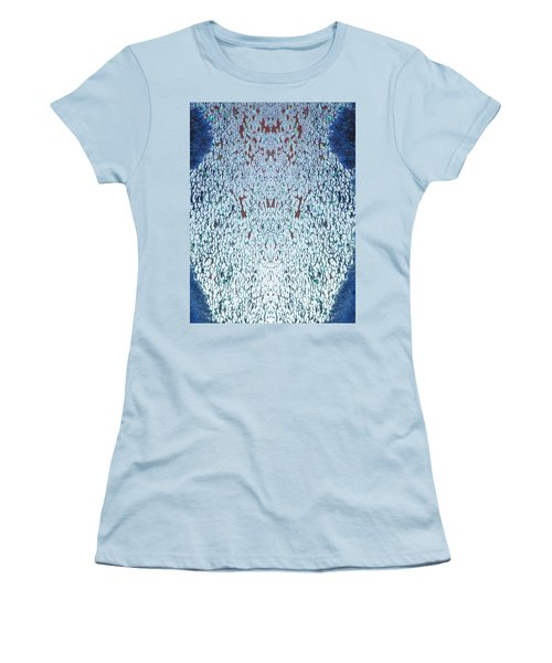 Shattered Vase Women's T-Shirt (Athletic Fit)