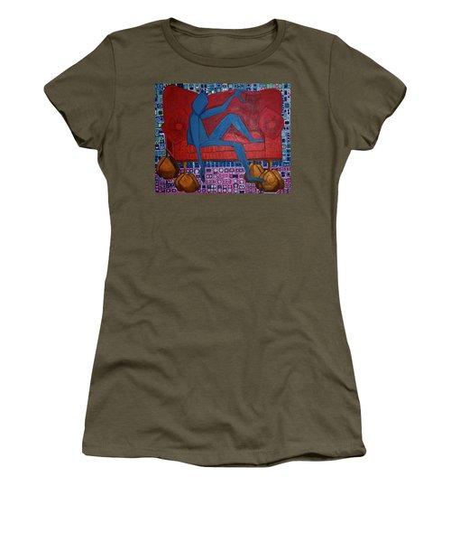 Am I Blue Women's T-Shirt