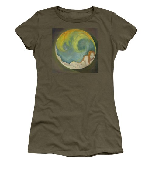 Rest Women's T-Shirt (Athletic Fit)