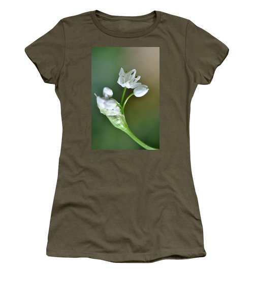 White Blossom 3 Women's T-Shirt