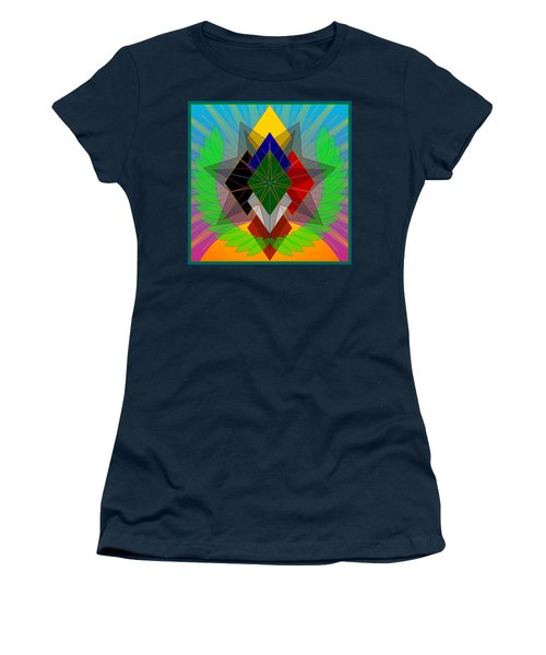We N' De Ya Ho 2012 Women's T-Shirt (Athletic Fit)