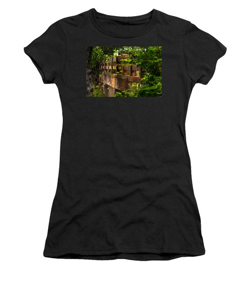 Old Joshua Highway Women's T-Shirt (Athletic Fit)