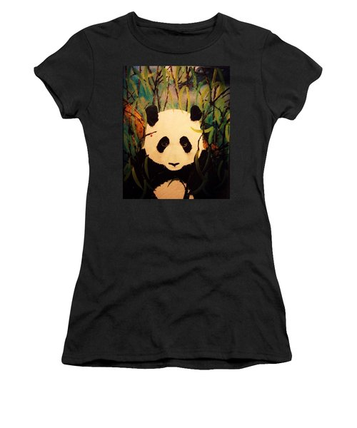 Endangered Panda Women's T-Shirt