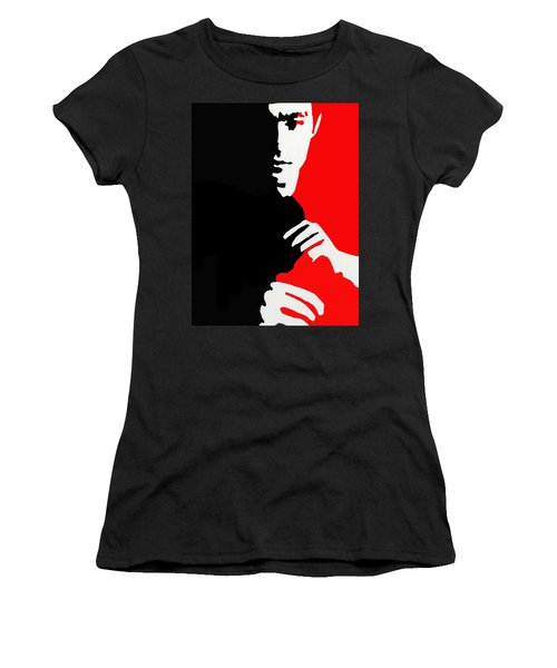 Enter The Dragon Women's T-Shirt (Athletic Fit)