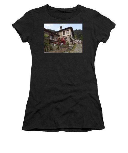 Shiroka Laka Village Women's T-Shirt
