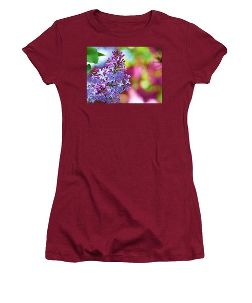 Lilacs 2012 Women's T-Shirt (Athletic Fit)
