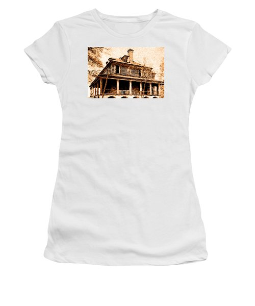 This Old House Women's T-Shirt (Athletic Fit)