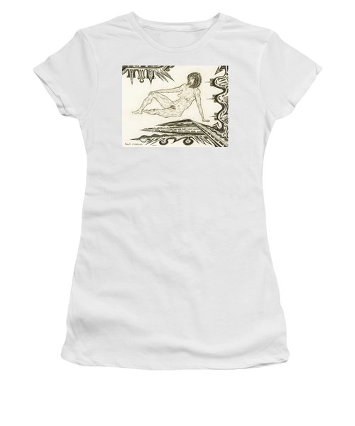 Live Nude 4 Female Women's T-Shirt (Athletic Fit)