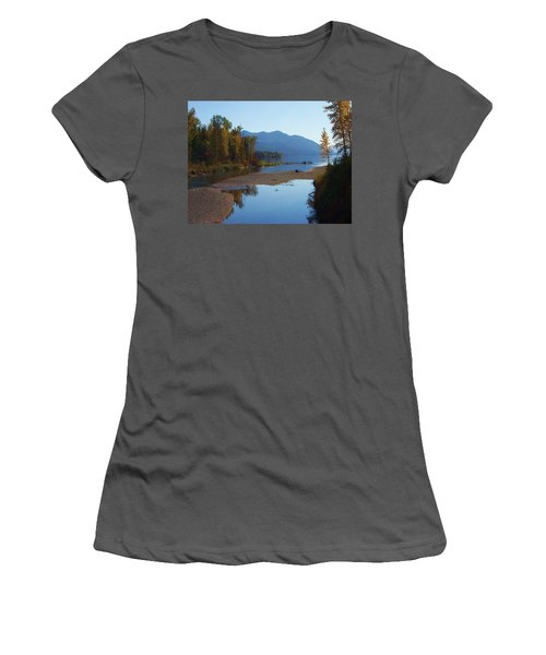 Glacier Park 11 Women's T-Shirt (Athletic Fit)